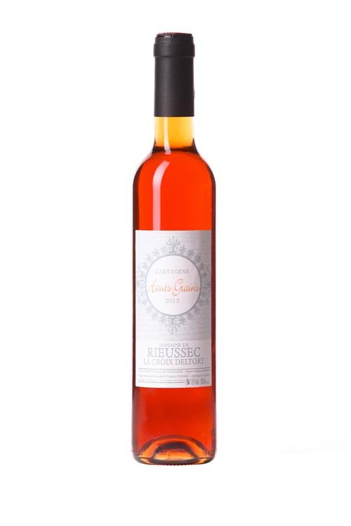 """Rieussec """"Hauts Grains"""" vin doux de Cartagène"""