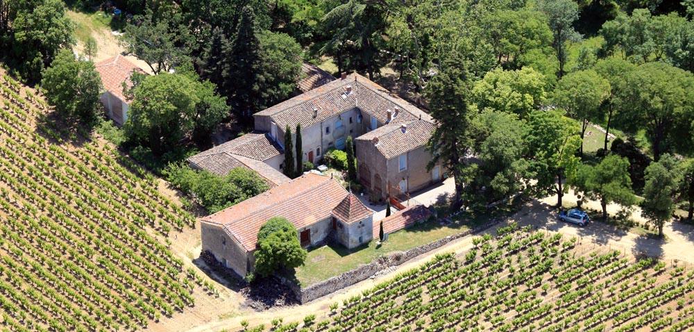 Domaine de Rieussec Vignoble la Croix Deltort Route d'Aniane