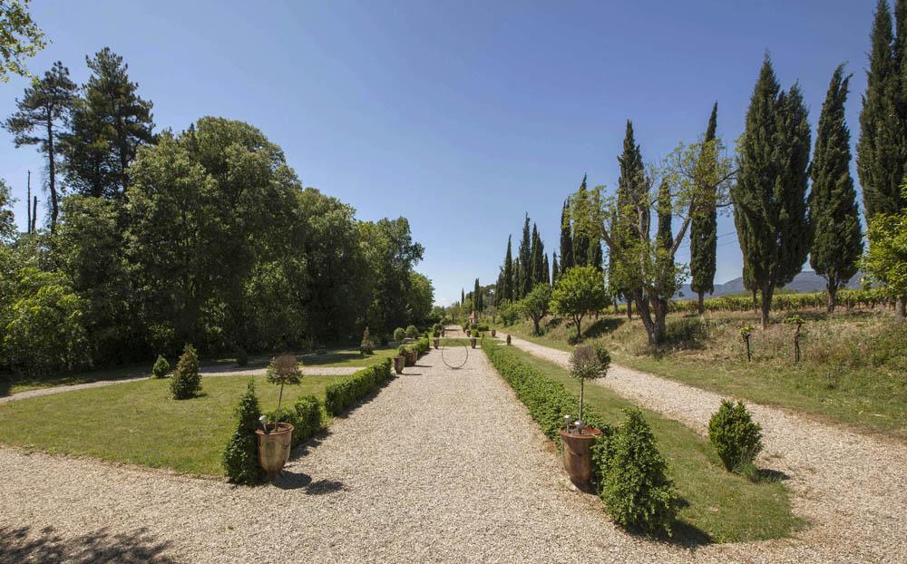 Location de salle domaine de rieussec vignoble la croix for Jardin anglais histoire