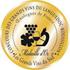 Médaille d'or concours des grands vins du Languedoc-Roussillon