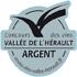Médaille d'argent concours des vins de la Vallée de l'Hérault