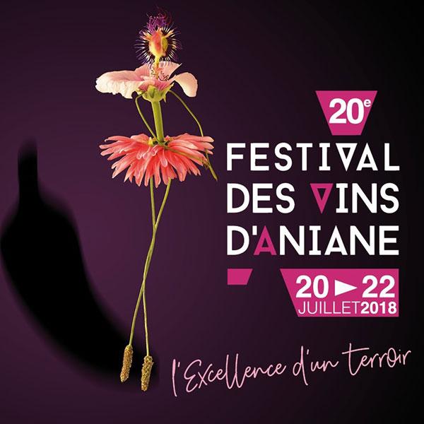 20e festival des vins d'Aniane 2018