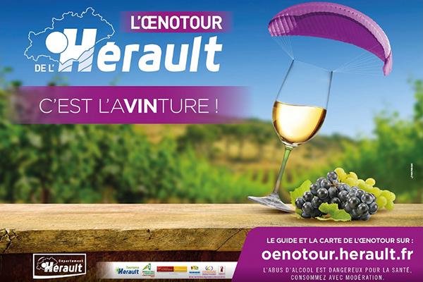 Oenotour Hérault 2018